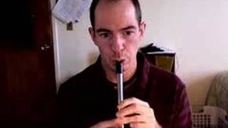 Tin Whistle: Two Jigs and  Reel
