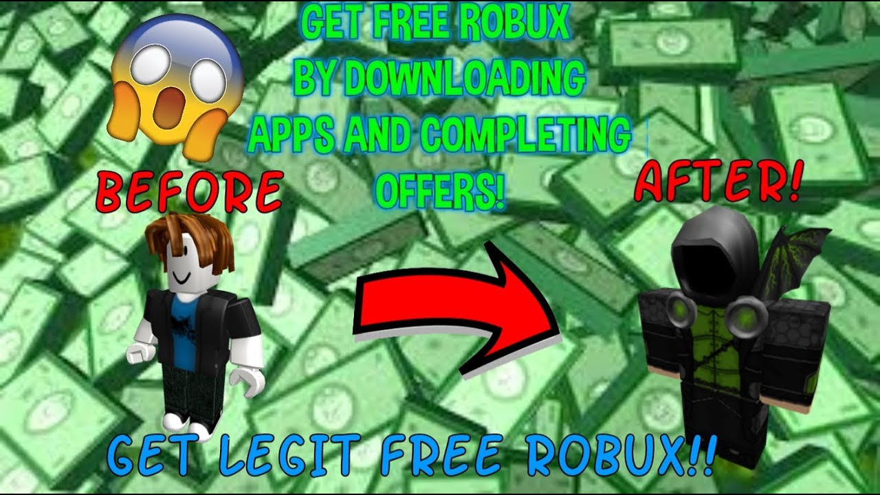 HOW TO GET FREE LEGIT ROBUX! (NO HUMAN VERIFICATION) *NOT CLICKBAIT*