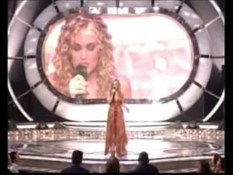 Carrie Underwood American Idol Season 4 Finale