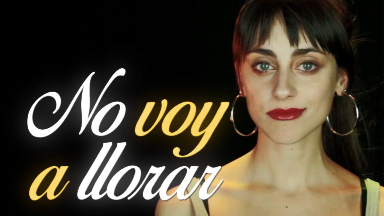 Mala Tuya - No voy a llorar (Video Lyric oficial)