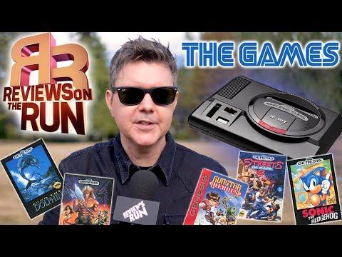 Sega Genesis Mini: All 42 Games Reviewed! - Electric Playground