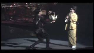 1993年9月の映像 「さゆりの河内音頭」 作詞:吉岡治、作曲:弦哲也.