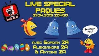 LIVE Spécial Pâques 21.04.2019