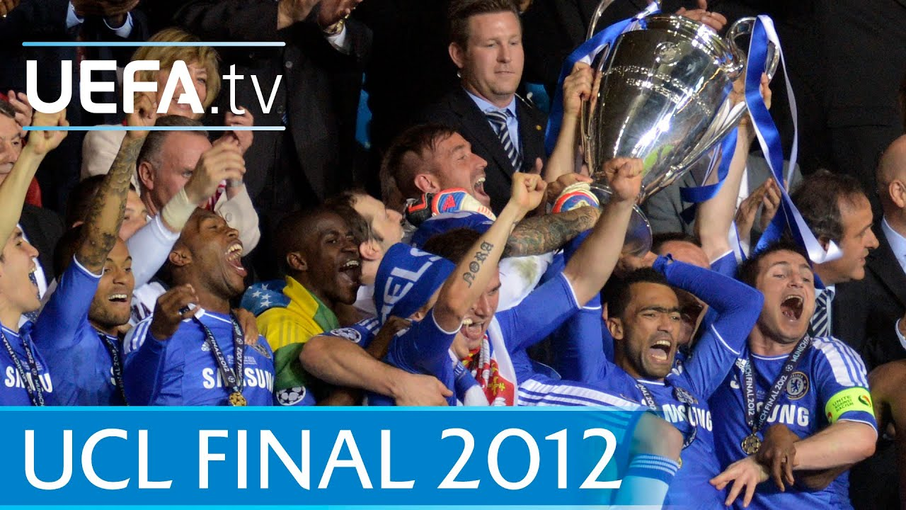 Chelsea V Bayern 2012 UEFA Champions League Final Highlights