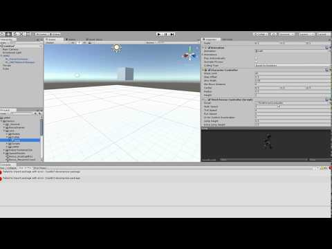 """uMMO Tutorial 2, Part 2 of 4 """"Setting Up Networked Character"""" thumbnail"""