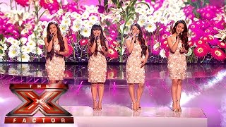 4th Impact take on Jackson 5 hit  | Live Week 5 | The X Factor 2015