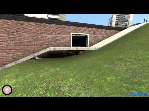 Bunnyhopping Murderer - Garry's Mod