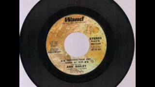 Ann Bailey - Sweeping your dirt under my rug