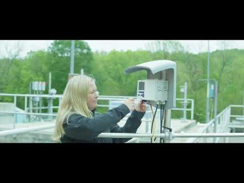 YSI IQ SensorNet 282 And 284 Controllers   Wastewater Process Monitoring