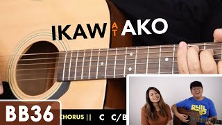 Ikaw at Ako - Moira dela Torre & Jason Marvin Guitar Tutorial