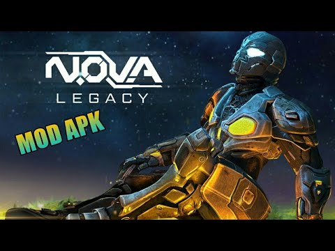 Download N O V A  Legacy MOD APK 5 5 0i (Unlimited Money) Proff with  gameplay