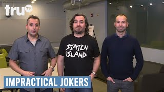 Impractical Jokers - Joe and Q Finally Crack