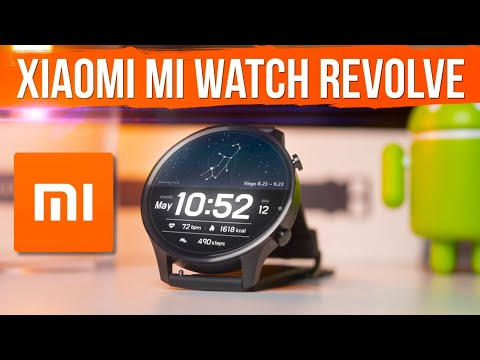 Xiaomi Mi Watch Revolve Обзор 🔥 КРАСИВ, ЧЕРТЯКА, НО...