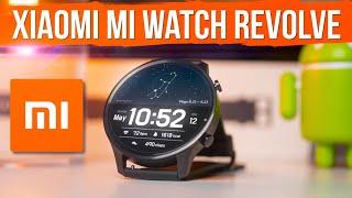 Xiaomi Mi Watch Revolve Обзор