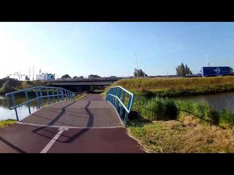 Wateringen to Delft via Lotsweg