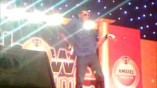slimshady performance @ amstel malta showtime