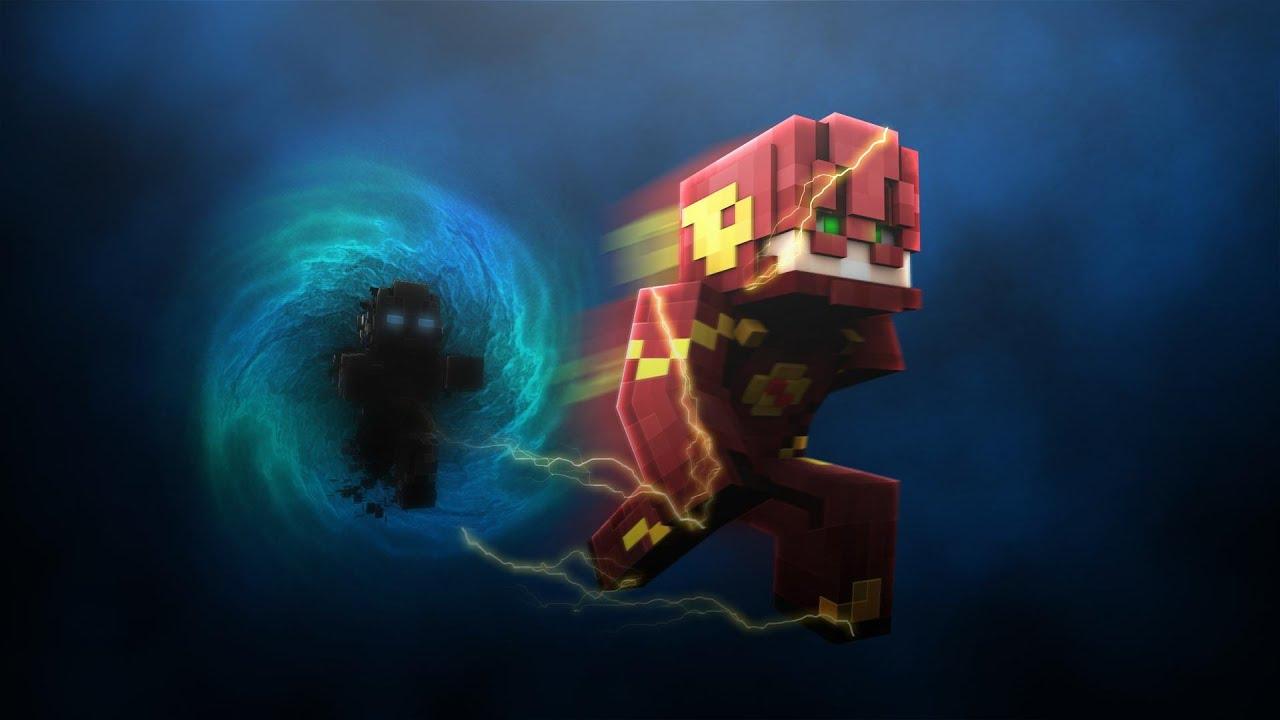 Minecraft : FLASH VS ZOOM - Lucky Block ve Koşu Yarışı & PvP W/ Oyun Konsolu - YouTube