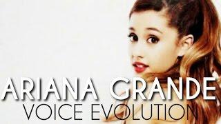Ariana Grande Voice Through The Years