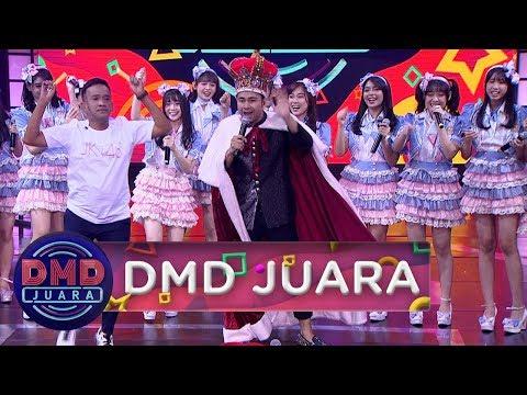 Aje Gile Raffi Ahmad Di Kelilingi Wanita Cantik JKT48 [TATA TATA] - DMD Juara (18/9)