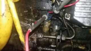 How To Test Solenoid / Injection Pump Fuel Cut Off