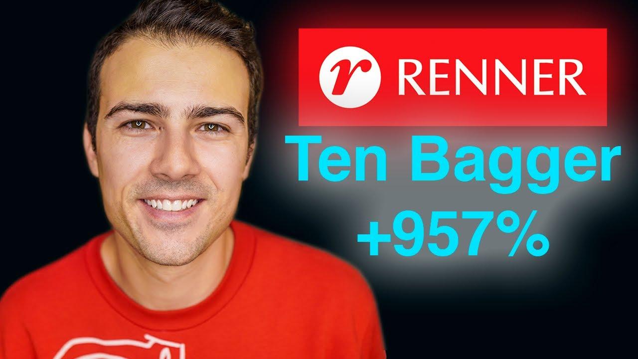 Análise Completa De Lren3 Ten Bagger Youtube