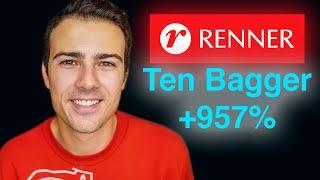 Análise Completa De Lren3 - Ten Bagger