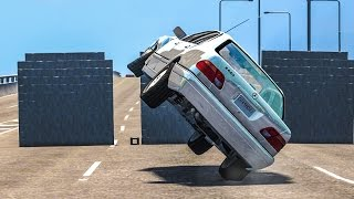 WILL IT STILL DRIVE? #5 - BeamNG Drive Crashes