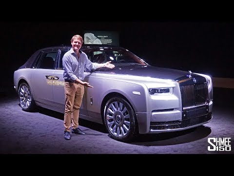 Download Youtube: THIS is the NEW Rolls-Royce Phantom!