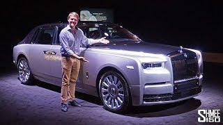 THIS is the NEW Rolls-Royce Phantom!
