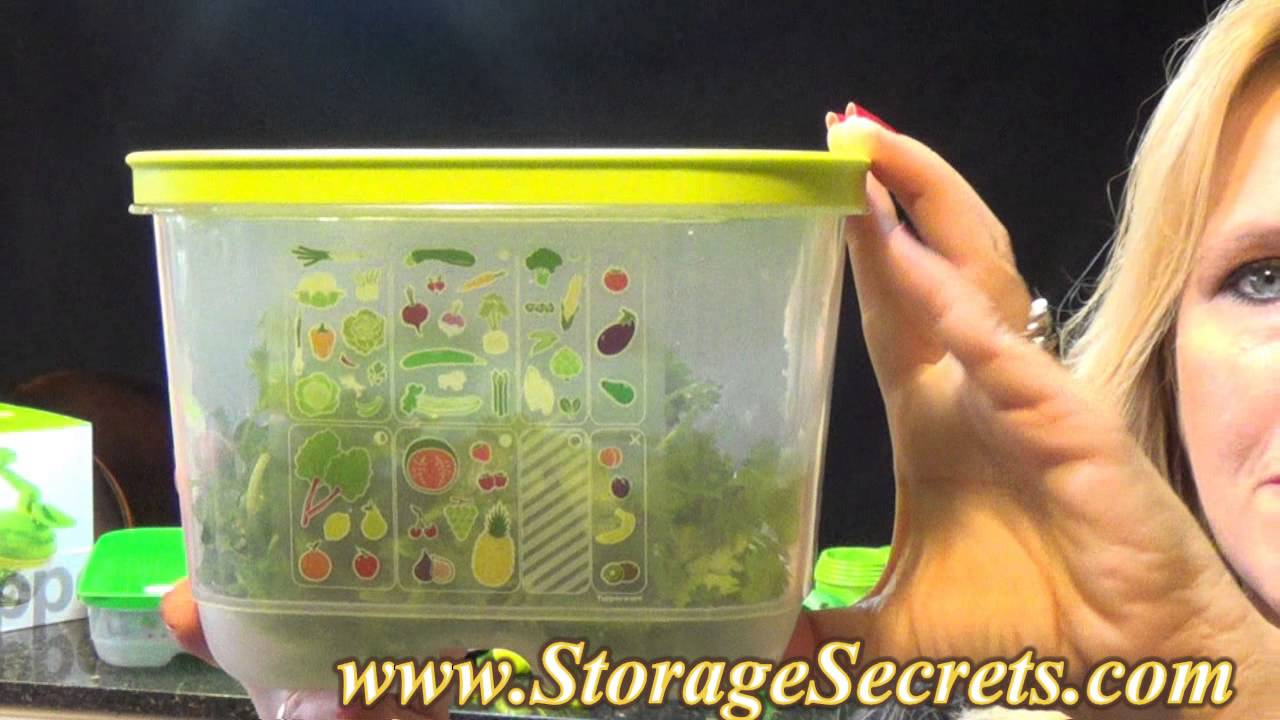 Tupperware Fridgesmart Containers Produce Keepers
