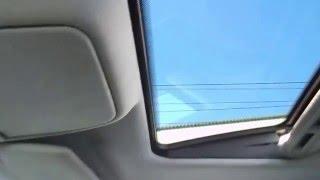 Как открывается люк у Фольксвагена Пассата(Впервые машина с люком - открываю и закрываю. Летом вообще будет здорово! Девченки и мальчишки зацените..., 2016-04-05T12:15:50.000Z)