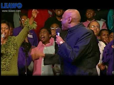 Bishop Paul Morton-I need thee