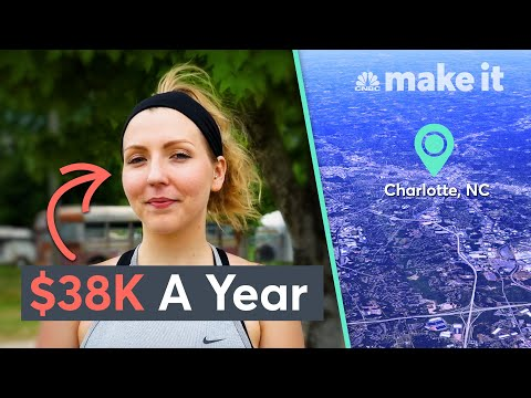 Living On $38K A Year In Charlotte, NC | Millennial Money