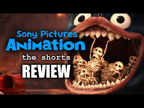 Sony Pictures Animation - THE SHORTS   Movie Review