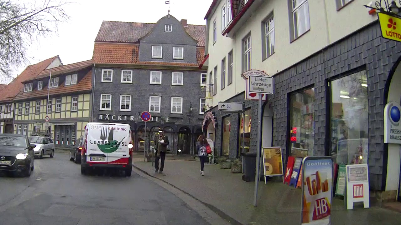 Wetter Bad Gandersheim