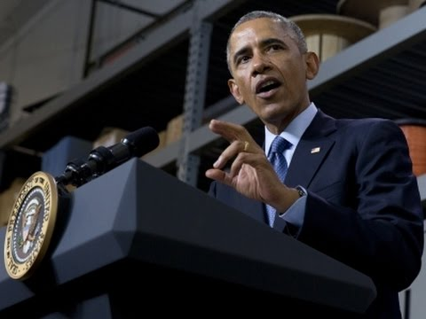 Obama: High-Speed Broadband Is a Necessity