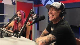 James Hetfield on Metallica's