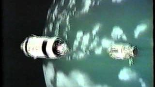 Apollo 9 Part  5 CBS News Live Coverage of The CSM/LM docking