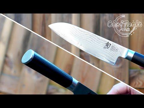 Kai Shun Santoku Classic series knife Review – VG Max