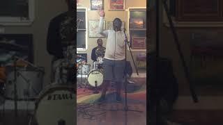 Tyler Whité at life thur music pop-up concert #3