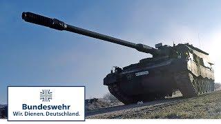 Panzerhaubitze mutiert zum gefährlichen Kampfpanzer - Bundeswehr