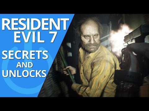 Resident Evil 7 Secrets and Unlocks