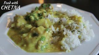 Mum's amazing Punjabi Kadhi Recipe- Food with Chetna
