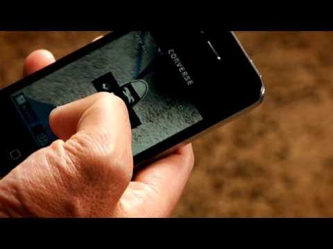 Converse The Sampler iPhone App