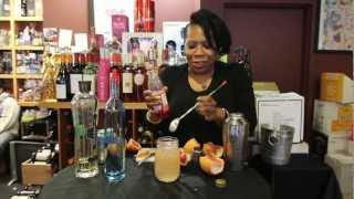 The Red Bottom Cocktail-the Happy Hour With Heather B!