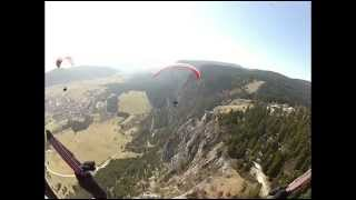 Extreme Situation Paragliding