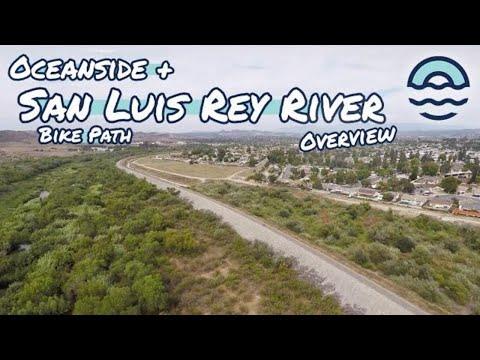 San Luis Rey River Bike Path 5 Minute Overview! | Oceanside, CA | San Diego County