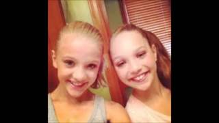 Every Blonde Needs A Brunette Best Friend-maddie And Paige
