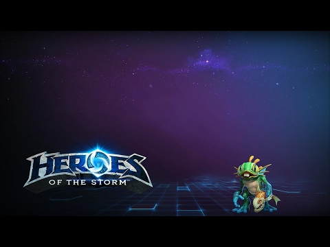 ♥ Heroes of the Storm (Gameplay) - TANK MURKY