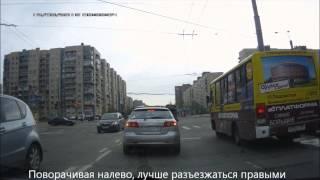 Смотреть видео курсы вождения спб